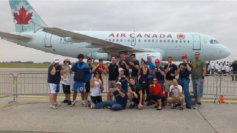 Ottawa Plane Pull 2011
