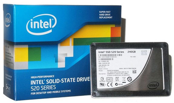 New Intel SSD for 2009 Mac Pro