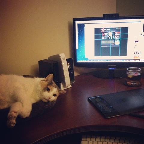 My Workstation