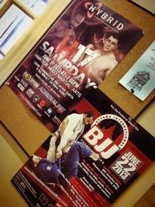 Martial Arts Poster Designs