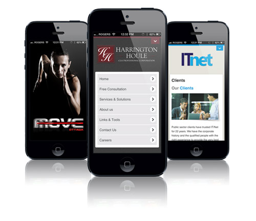 Get your Mobile Website