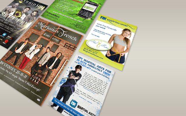 Ottawa Graphic Design services by IMX Productions