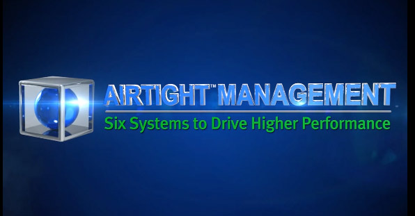 Action Logo Production for Airtight Management