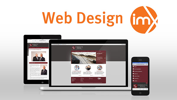 Web Design + Mobile