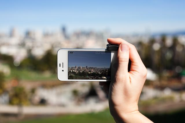 Recording Video with your iPhone – Quick Tip